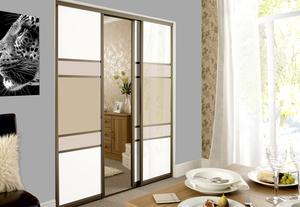 Oak and pearl White Glass Sliding Doors.jpg